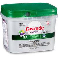 Cascade - Platinum Action Pacs - Lemon Dawn