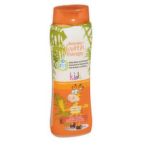 Gentle enough for everyday use. This moisturizing body wash & shampoo will clean your little one head-to-toe without any harsh ingredients. Sulfate free.