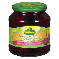 Kuhne - Gourmet Selections Red Baby Beets - Whole Pickled