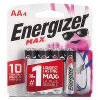 Energizer - Max AA Powerseal Alkaline Batteries