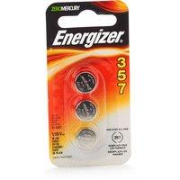 Energizer - 357 Watch Batteries, 3 Each