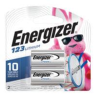 Energizer - 3 V Lithium Batteries