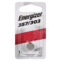 Energizer - Watch Battery 357/303 - V 1.5