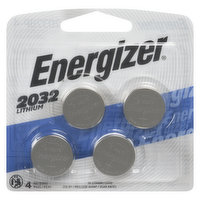 Energizer offers a full range of long-lasting miniature batteries. Whether for your watch, camera, glucose monitor, pedometer, remote control or other small devices. CR2032=3 volts.