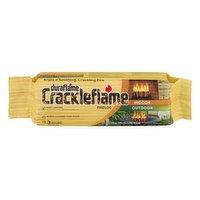 Duraflame - Crackleflame Firelogs - Indoor & Outdoor, 4.5 Pound