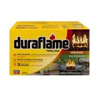 Duraflame - Firelogs - Indoor & Outdoor, 6 Each