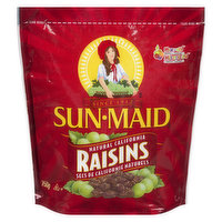 Sunmaid - Natural California Raisins