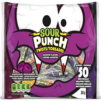 Sour Punch - Halloween Twists, 284 Gram
