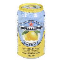 San Pellegrino - Limonata Sparkling Lemon Beverage, 330 Millilitre