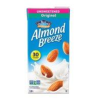 Blue Diamond - Almond Breeze -  Unsweetened Original