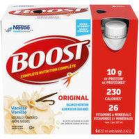 Boost - Nutritional Supplement Original - Vanilla