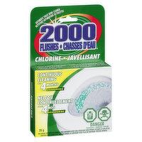 2000 Flushes - Chlorine Clear, 35 Gram