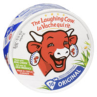 The Laughing Cow - Spreadable Cheese Wedges - Original, 16 Each