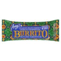 Amy's Amy's - Bean & Rice Burrito, 170 Gram