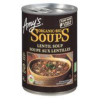 Amy's - Organic Lentil Soup, 398 Millilitre