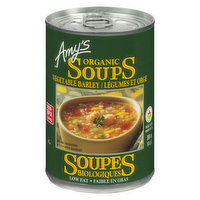 Amy's - Organic Vegetable Barley Soup