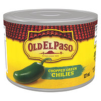 Old El Paso - Chopped Green Chilies