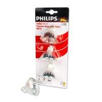 Philips - 50W Halogen Flood Bulb - Bright White