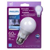 Philips Philips - LED 60 Watt Bulb Dimmable - Daylight, 1 Each