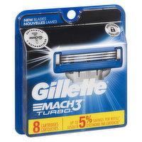 Gillette - Mach3 Turbo Cartridges