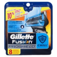 Gillette - Fusion ProShield Chill Refill Cartridges