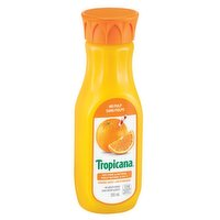 Tropicana Tropicana - Orange Juice No Pulp, 355 Millilitre