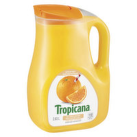Tropicana - Pure Premium Lots of Pulp Orange Juice, 2.63 Litre