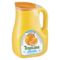 Tropicana - Essentials Calcium + Vitamin D Orange Juice, 2.63 Litre