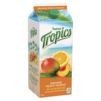 No Sugar Added. 100% Juice & Puree Blend. 130 Calories per 250ml.