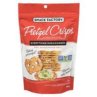 Snack Factory - Pretzel Crisps -Everything, 200 Gram