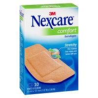 Nexcare - Comfort Strips Knee+Elbow