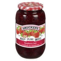 Smucker's - Jam - Pure Raspberry