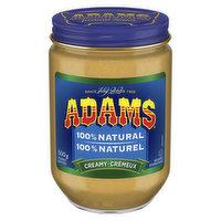 Adams - Creamy Peanut Butter