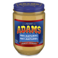 Adams - Crunchy Peanut Butter