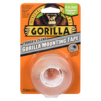 Gorilla - Gorilla Mounting Tape Double Sided, 1 Each