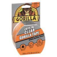 Gorilla Gorilla - Clear Repair Tape, 1 Each