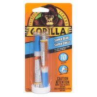 Gorilla - Super Glue - Single Use Tube, 6 Gram