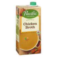Pacific Foods Pacific Foods - Organic Chicken Broth, 946 Millilitre