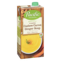 Pacific  Foods - Organic Cashew Carrot Ginger Soup