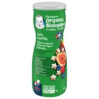 Gerber Gerber - Organic Puffs - Fig Berry, 42 Gram