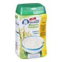 Gerber - Organic Oatmeal Cereal