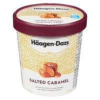 Haagen-Dazs Haagen-Dazs - Gelato Salted Caramel, 500 Millilitre