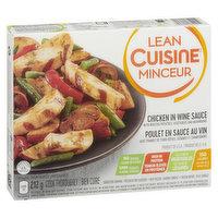 Lean Cuisine Lean Cuisine - Chicken in Wine Sauce, 212 Gram