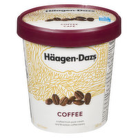 Crafted From Pure Cream and Brazilian Coffee Beans.
