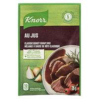 Knorr - Au Jus Gravy Mix, 26 Gram