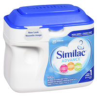 Similac Similac - Advance Infant Powder Formula Step 1, 658 Gram