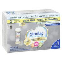 Similac - Pro Advance Formula - Step 1