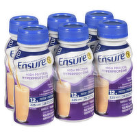 Ensure - High Protein Meal Replacement Vanilla, 6 Each