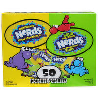 Nestle - Big Chewy Nerds 50 Count Box, 700 Gram