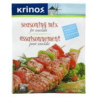 Krinos Krinos - Seasoning Mix for Souvlaki, 28 Gram